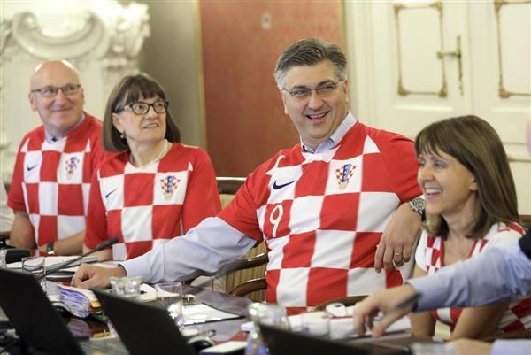 ロシアW杯】クロアチア、代表ユ...