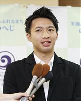【サッカー日本代表】柴崎岳が地元青森で帰国報告 「目の前の試合向き合う」