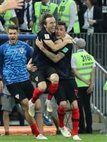 【ロシアW杯】決勝戦で6度目の対戦 クロアチアにとってフランスは「目の上のたんこぶ」