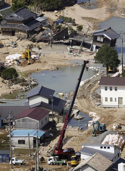 【西日本豪雨】対応分かれた死者・安否不明者の氏名公表\u2026岡山は30人の生存確認、愛媛、広島は非公表(1/2ページ) , 産経WEST