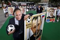 【ロシアW杯】熱狂の隙に…プーチン政権、生活直撃の不人気政策続々 抗議集会規制も支持率…