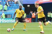 【ロシアW杯】3位決定戦(3)ベルギーが1点リードで前半折り返す