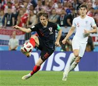 【ロシアW杯】決勝戦 ロースコアならクロアチアが有利…同国でプレー経験の大谷氏解説
