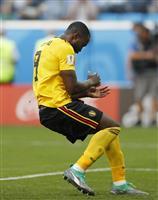 【ロシアW杯】3位決定戦(5)攻勢イングランド ベルギーはルカクが交代