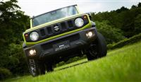 こんな4WDを誰もが待っていた!!――20年ぶりに生まれ変わった新型ジムニー、発売!