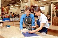 【ビジネスの裏側】「DIY女子」にロックオン 加工や溶接…ホームセンターに作業室