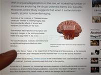 【エンタメよもやま話】「酒よりも健康」vs「10代は脳に障害」…大麻めぐり欧米が紛糾