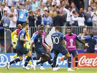 【ロシアW杯】国威発揚が顕著だったW杯…サッカーの祭典はどこへ向かうのか