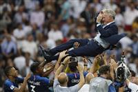 【ロシアW杯】頭突き、内乱、星座占いを経てつかんだ世界の頂点…フランス20年ぶりの戴冠