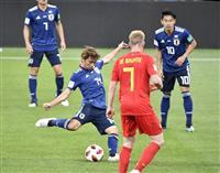 【ロシアW杯】乾貴士が「サプライズスター」に FIFAが5人を選出