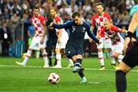 【チェックEYE】フランス、W杯で「試合巧者」ぶり見せつける 森岡隆三氏