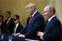 【米露首脳会談】「プーチン氏は良き競争相手」「会談は有益だった」 トランプ氏とプーチン…