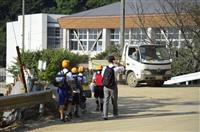 【西日本豪雨】遅れ取り戻せるか不安…授業再開、久しぶりの再会に笑顔も受験控え懸念