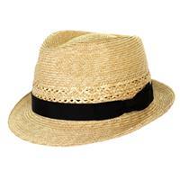 人気の田中帽子店の麦わら帽子に涼しげな透かし編みが登場