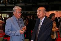 【浅利慶太さん死去】中曽根康弘元首相 「政治、文化など夜更けまで話した」