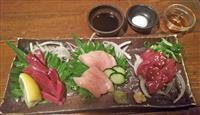 【ダニーの棋食徒然】鶏の刺身、一献傾け味わう新鮮さ 棋士御用達、大阪・福島の「串ぼうず…