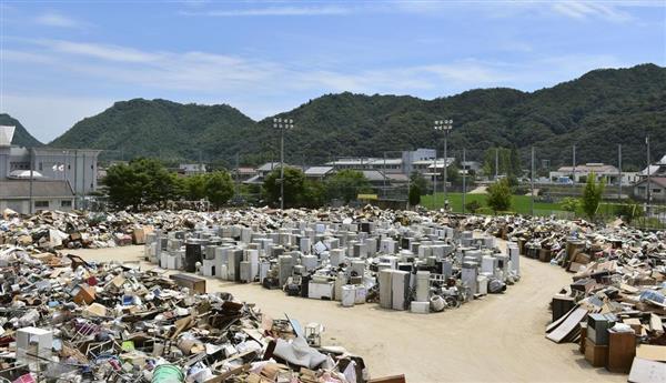 【西日本豪雨】「知られていないのでは」広島・三原も深刻 ...