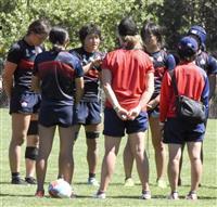 【ラグビー】女子代表・中村知春主将「緊張せず、いつも通り」 7人制W杯、20日開幕