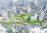 【経済裏読み】JR大阪駅前「うめきた2期」再開発は六本木ヒルズを超えるか