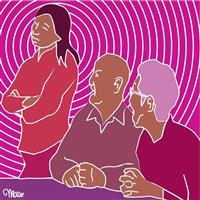 【山本一力の人生相談】同居の嫁が不機嫌で会話もままならない