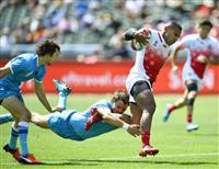 【ラグビー】7人制W杯、男子の日本は初戦突破 ウルグアイに33-7