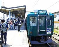【鉄道ファン必見】近鉄田原本線100周年 28、29日に記念イベント