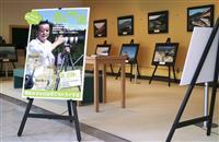 雷鳥・SLの写真60点 鉄道写真家・南正時さんの写真展