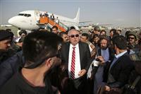 アフガンで副大統領狙ったテロか 首都カブールの空港で爆発