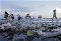 【環球異見・プラスチックごみ対策】廃棄物が食卓に並ぶ脅威 ヒンドゥスタン・タイムズ(イ…