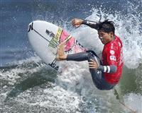 【東京五輪】サーフィン・大原洋人 日本人で初めて全米優勝 地元の海でメダル目指す