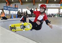 【東京五輪】スケートボード・四十住さくら 彗星のごとく現れ快挙を達成