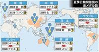 東京五輪開幕まであと2年 日本代表選手選考も本格化
