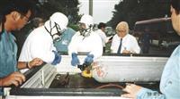 【話の肖像画】原子力規制委員会前委員長・田中俊一(3)現場に駆けつけたJCO臨界事故