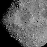 【探査機はやぶさ2】小惑星リュウグウ、表面の様子くっきり 高度6キロでの撮影画像公開