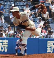 【高校野球西千葉大会】習志野3年・古谷拓郎投手 野球の難しさ、一球の重み痛感