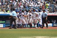 【高校野球千葉大会】中央学院、十回に劇的弾 学館浦安、逆転サヨナラ