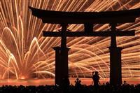 【西日本豪雨】広島・宮島の花火大会の中止発表 鉄道寸断、苦渋の決断