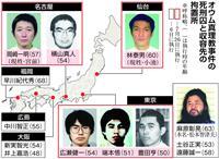 オウム13人全員の死刑執行、残る6確定囚も 教団事件の法手続きすべて終結