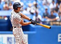 【高校野球東東京大会】帝京、二松学舎が猛打で圧倒