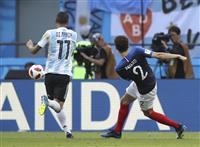 【ロシアW杯】最優秀ゴールは仏パバールのボレー弾 2位はコロンビア・キンテロの日本戦F…