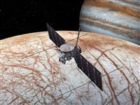 木星の衛星エウロパには生命が存在? NASAの探査計画が進行中