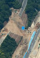 【西日本豪雨】鉄道不通や道路通行止め長期化 渋滞慢性化で被災者疲弊 台風も…