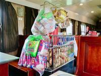 【江藤詩文の世界鉄道旅】ベトナム鉄道(4)開店休業中の食堂車、車内を回らない販売ワゴン…