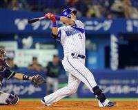 【プロ野球通信】一流の証し! 破壊力のDeNA・筒香と、足もあるヤクルト・山田哲 対照…