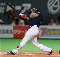 【プロ野球】日2-8オ オリックス、連敗8で止める