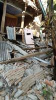 インドネシアでM6・4 10人死亡、ロンボク島