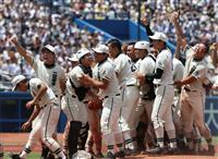 【高校野球東東京大会】二松学舎、逆転で夏切符 「都立の星」小山台及ばず