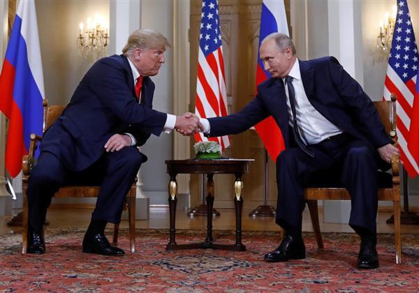 【ロシア】「実利主義」阻む米エリートと戦うトランプにプーチンがさしのべる救いの手