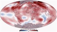 二酸化炭素濃度が過去最高に 2017年、米政府機関報告