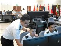 中国とASEAN、初の共同海事図上演習 海難事故を想定、11カ国が参加